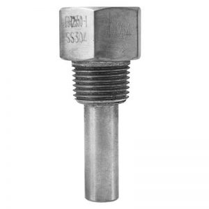 TBR Bi-Metal Threaded Thermowell