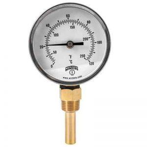 TBT HVAC Bi Metal Thermometer