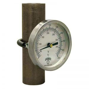 TCT Clamp On Thermometer