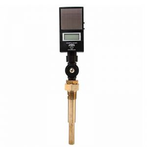 TSD Industrial Solar Digital Thermometer