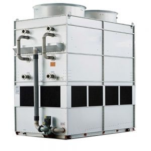 Combined Wet-Dry Cooling Tower