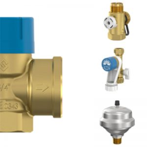 Accessories for Potable Water Installations