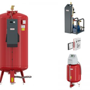 Expansion Automats and Pressurisation Equipment