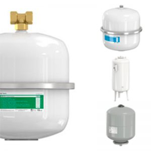 Expansion Vessels for Potable Water Installations