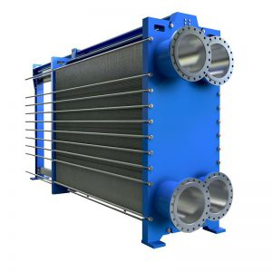 Gasketed Plate & Frame heat exchangers
