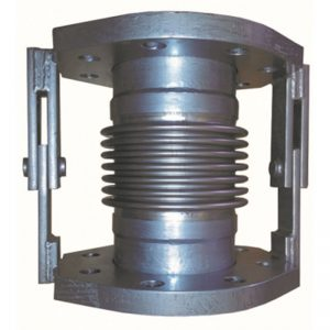 Hinged or Angular Expansion Joints